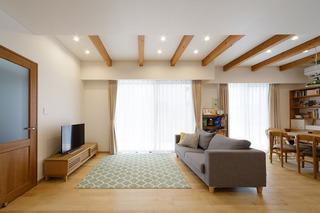 横井上house