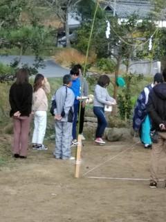 赤磐市佐古にて金光様邸地鎮祭を執り行いました。早朝で霧が凄かったけど、晴れて良_2.jpg